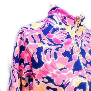 Lilly Pulitzer Tops - Lilly Pulitzer UPF 50+ Skipper Printed Popover